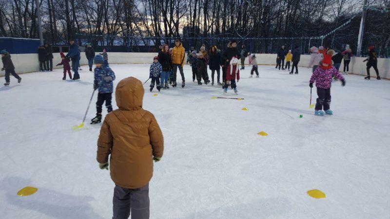 Игры на льду