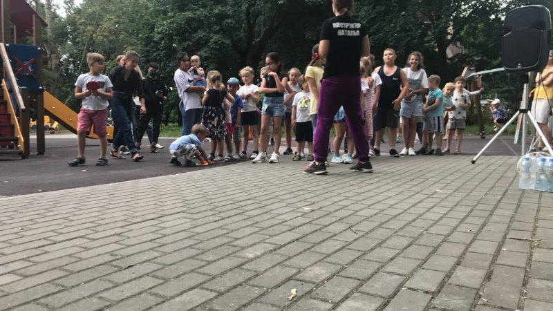 Интерактивный квест для детей и жителей района Новогиреево